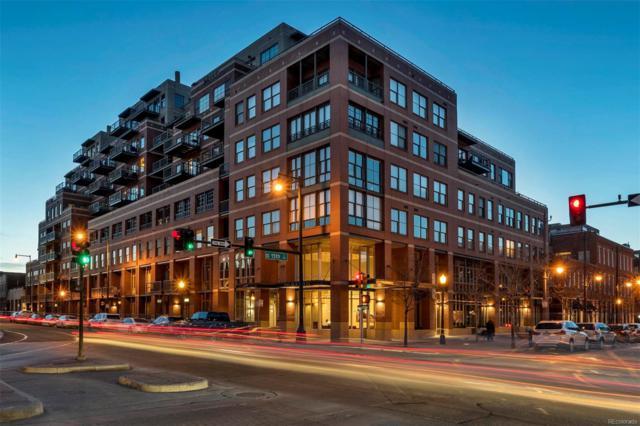 1499 Blake Street 5F, Denver, CO 80202 (#4094179) :: Mile High Luxury Real Estate