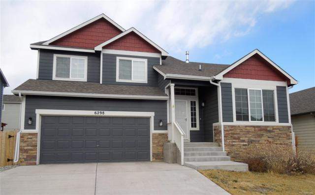 6298 San Mateo Drive, Colorado Springs, CO 80911 (MLS #4094252) :: Kittle Real Estate