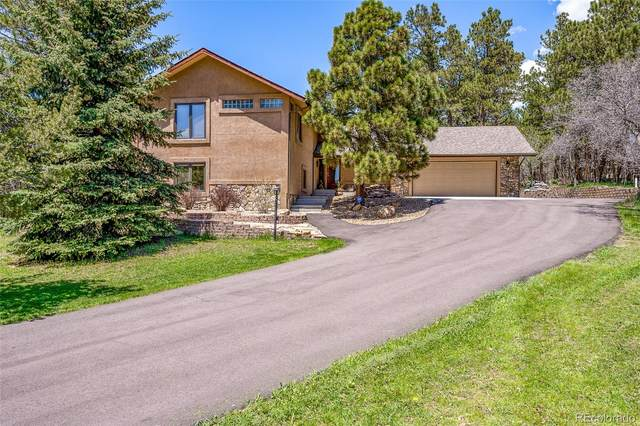 665 Winding Hills Road, Monument, CO 80132 (#4094599) :: Berkshire Hathaway HomeServices Innovative Real Estate