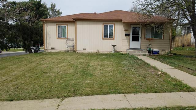 8961 Gaylord Street, Thornton, CO 80229 (#4094818) :: The Pete Cook Home Group