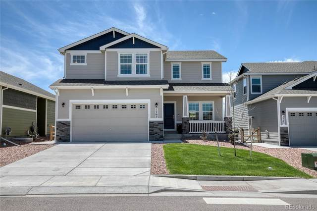 1765 Sandy Shore Lane, Monument, CO 80132 (#4095603) :: The Harling Team @ Homesmart Realty Group