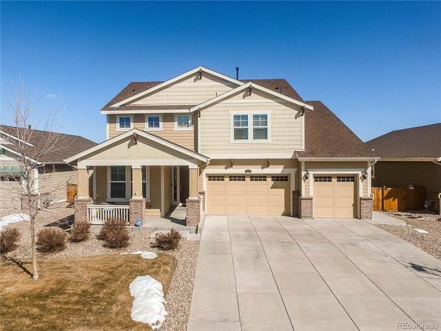 2669 Red Bird Trail, Castle Rock, CO 80108 (#4095607) :: The Harling Team @ HomeSmart