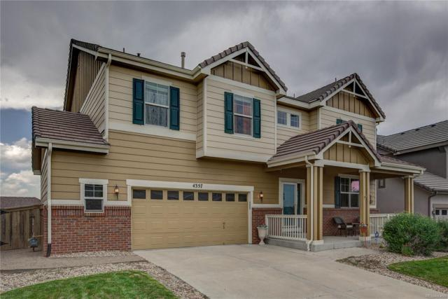 4357 Ivycrest Point, Highlands Ranch, CO 80130 (#4096029) :: The DeGrood Team