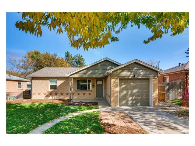 4040 Benton Street, Wheat Ridge, CO 80212 (#4096502) :: The Peak Properties Group
