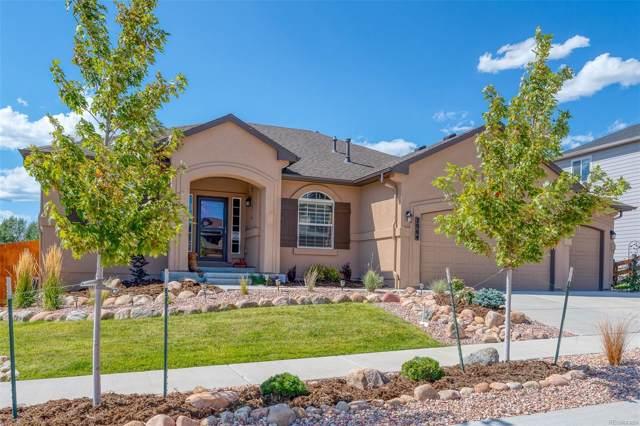 7064 Renegade Ridge Drive, Colorado Springs, CO 80923 (#4096559) :: My Home Team