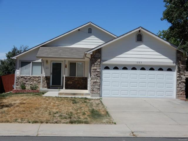 683 S 24th Avenue, Brighton, CO 80601 (#4096574) :: The Peak Properties Group