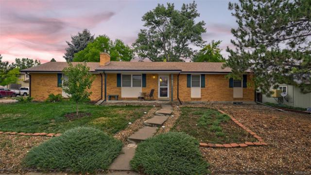 6830 Gray Drive, Arvada, CO 80003 (#4096833) :: Sellstate Realty Pros