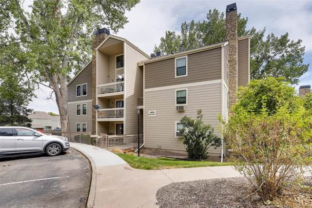 4866 S Dudley Street #4, Littleton, CO 80123 (#4097201) :: The DeGrood Team