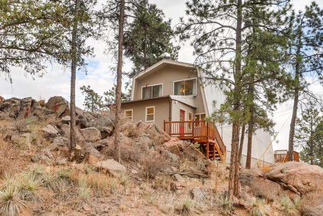 15142 S Elk Creek Road, Pine, CO 80470 (#4097270) :: Berkshire Hathaway Elevated Living Real Estate