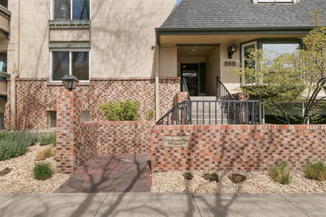 555 E 10th Avenue #407, Denver, CO 80203 (#4097495) :: The Peak Properties Group