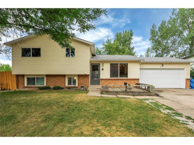 6547 S Field Way, Littleton, CO 80123 (MLS #4097607) :: 8z Real Estate