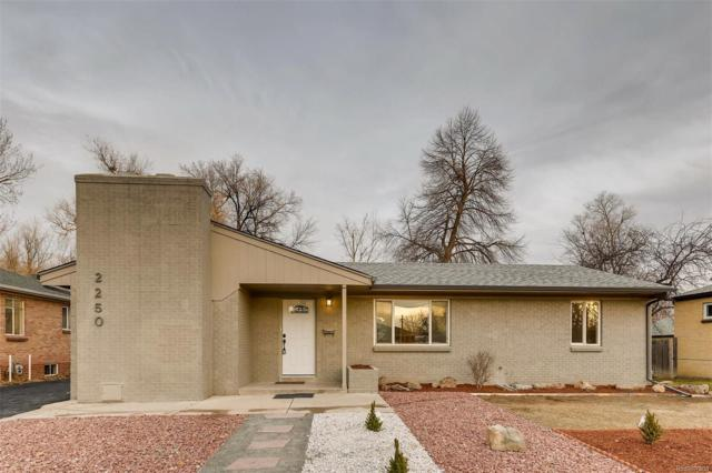 2250 S Clermont Street, Denver, CO 80222 (#4097867) :: HomePopper