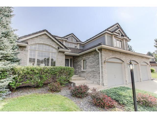 16417 E Crestline Place, Centennial, CO 80015 (MLS #4098338) :: 8z Real Estate