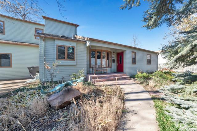 3065 15th Street, Boulder, CO 80304 (#4098347) :: The Galo Garrido Group