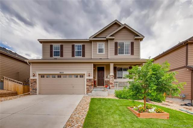 5855 Littlehouse Lane, Castle Rock, CO 80108 (#4098478) :: Compass Colorado Realty