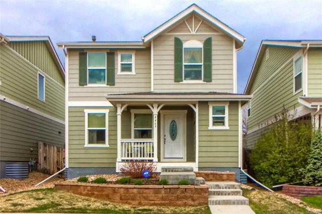 4469 S Independence Court, Littleton, CO 80123 (#4098817) :: The Peak Properties Group