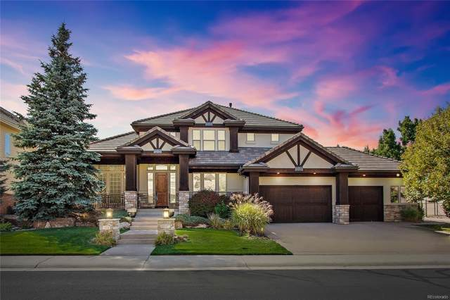 9445 S Silent Hills Drive, Lone Tree, CO 80124 (#4099413) :: Mile High Luxury Real Estate
