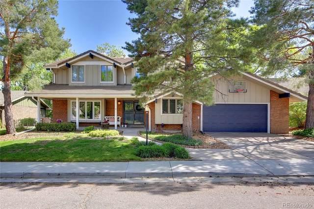6974 E Heritage Place, Centennial, CO 80111 (#4099611) :: Kimberly Austin Properties