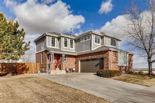 20493 E Yale Place, Aurora, CO 80013 (#4100161) :: iHomes Colorado