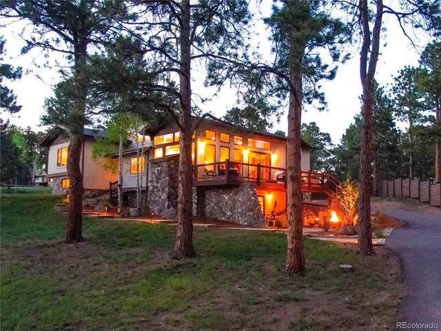 29514 Canterbury Circle, Evergreen, CO 80439 (#4100205) :: Mile High Luxury Real Estate