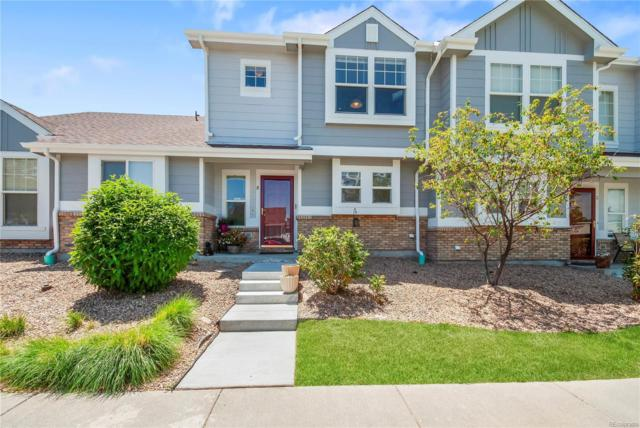 18916 E 57th Place B, Denver, CO 80249 (#4100208) :: Sellstate Realty Pros