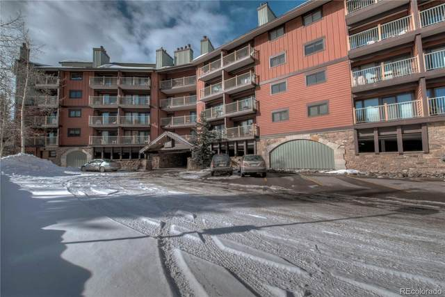 105 S Park Avenue #100, Breckenridge, CO 80424 (MLS #4100263) :: 8z Real Estate