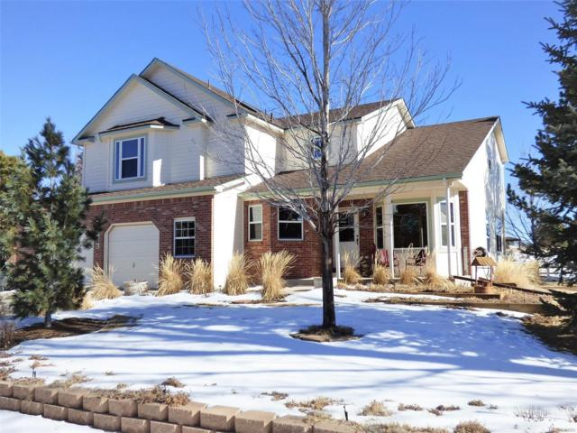 14395 Westchester Drive, Colorado Springs, CO 80921 (#4100400) :: Harling Real Estate