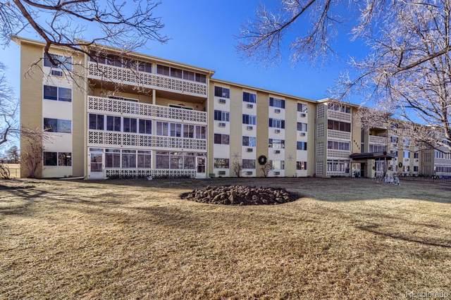 9380 E Center Avenue 6D, Denver, CO 80247 (#4100637) :: Colorado Home Finder Realty