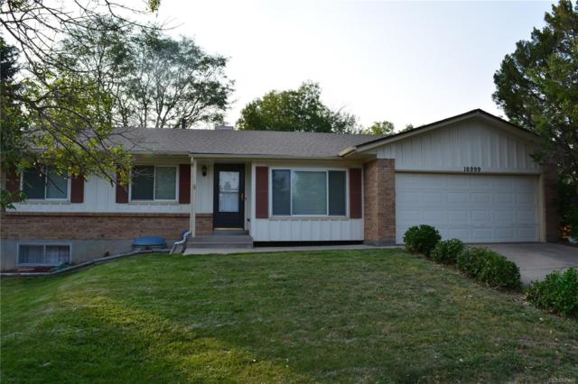 16999 E Amherst Drive, Aurora, CO 80013 (#4100978) :: Briggs American Properties