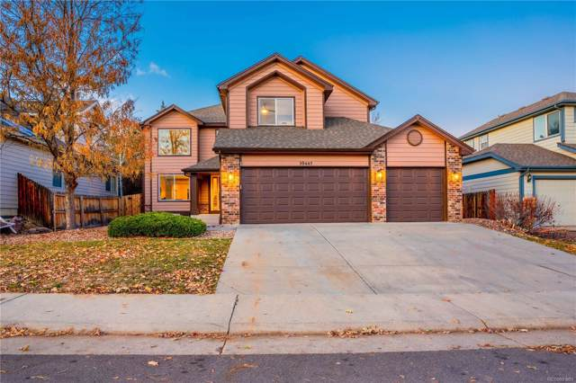10445 W Coal Mine Place, Littleton, CO 80127 (#4101130) :: The DeGrood Team