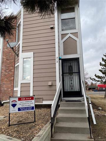 5510 W 80th Place #313, Arvada, CO 80003 (MLS #4101566) :: 8z Real Estate