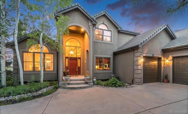 7574 S Elkhorn Mountain, Littleton, CO 80127 (MLS #4101573) :: 8z Real Estate