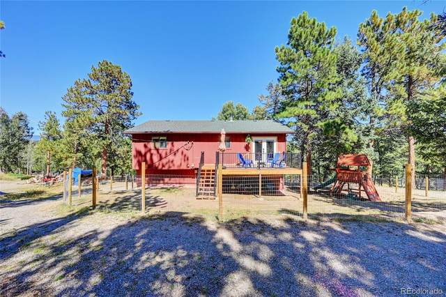 128 Yew Lane, Bailey, CO 80421 (#4102168) :: You 1st Realty