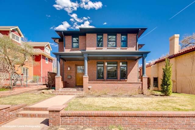 510 N High Street, Denver, CO 80218 (#4102249) :: Colorado Home Finder Realty