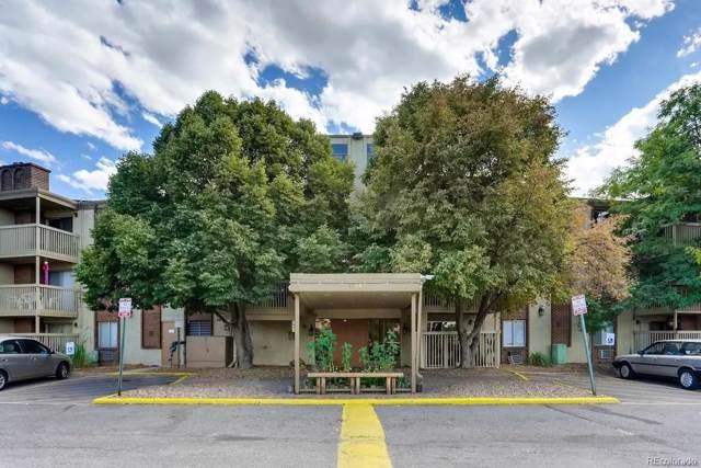 1302 S Parker Road #341, Denver, CO 80231 (#4102407) :: The DeGrood Team