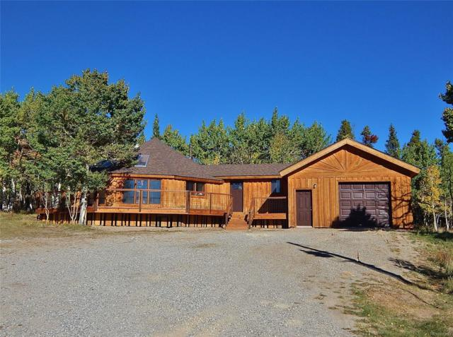 2099 High Creek Road, Fairplay, CO 80440 (MLS #4102502) :: Kittle Real Estate