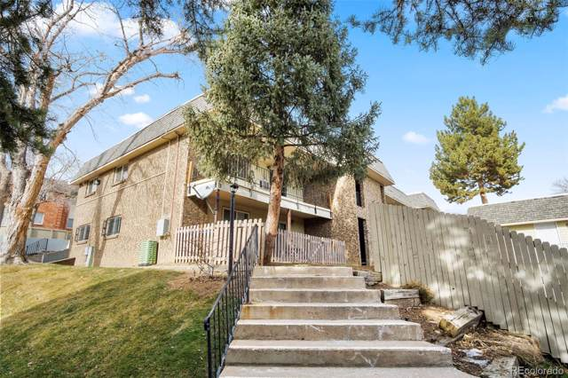 4661 S Lowell Boulevard D, Denver, CO 80236 (MLS #4102808) :: Colorado Real Estate : The Space Agency