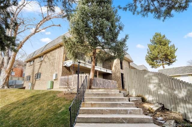 4661 S Lowell Boulevard D, Denver, CO 80236 (MLS #4102808) :: Keller Williams Realty