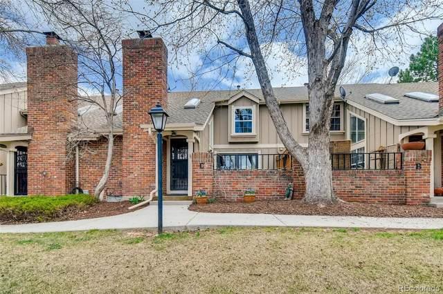 2783 W Long Drive C, Littleton, CO 80120 (#4103008) :: Venterra Real Estate LLC
