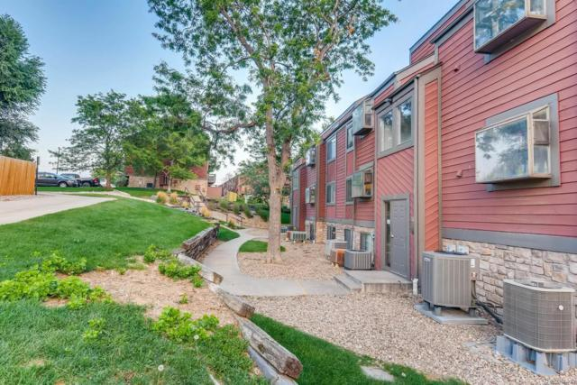 343 W Lehow Avenue #22, Englewood, CO 80110 (#4103292) :: The City and Mountains Group