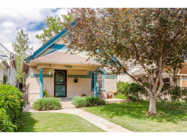 3471 W 33rd Avenue, Denver, CO 80211 (#4103852) :: Thrive Real Estate Group