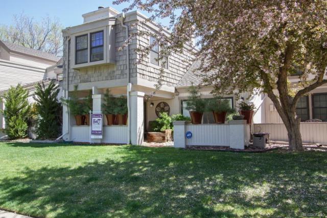 2770 S Elmira Street #15, Denver, CO 80231 (MLS #4104267) :: 8z Real Estate