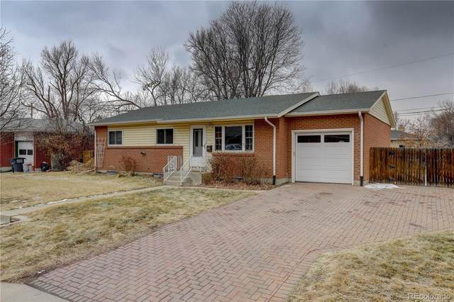 6643 Kipling Street, Arvada, CO 80004 (#4104272) :: iHomes Colorado