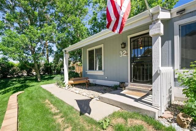 2557 S Dover Street #32, Lakewood, CO 80227 (MLS #4104427) :: 8z Real Estate