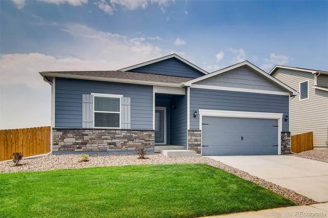 8839 Yampa Street, Commerce City, CO 80022 (#4104430) :: Own-Sweethome Team