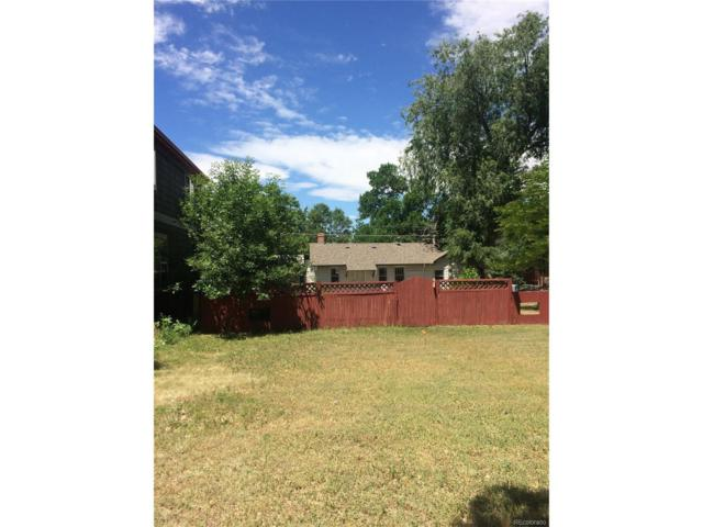 1671 S Downing Street, Denver, CO 80210 (MLS #4104441) :: 8z Real Estate