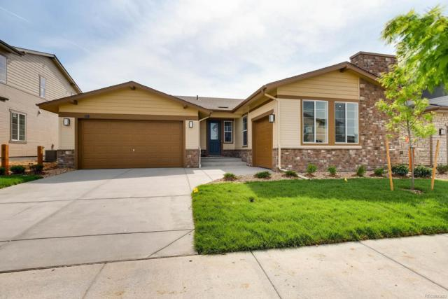 186 Horizon Avenue, Erie, CO 80516 (#4104470) :: House Hunters Colorado