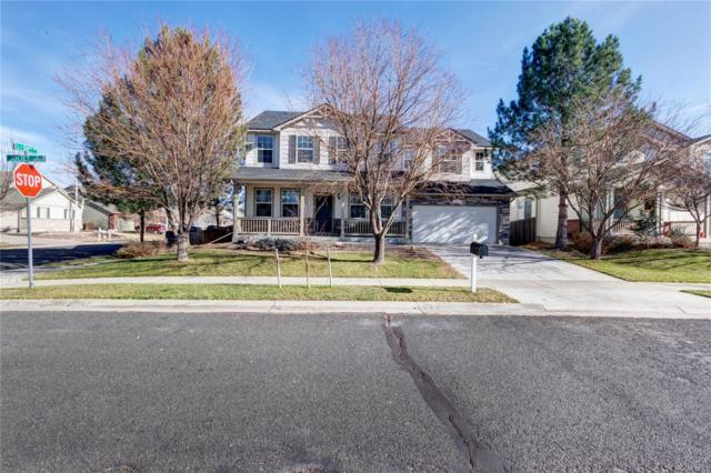 11396 Joliet Street, Commerce City, CO 80640 (#4104485) :: The Heyl Group at Keller Williams