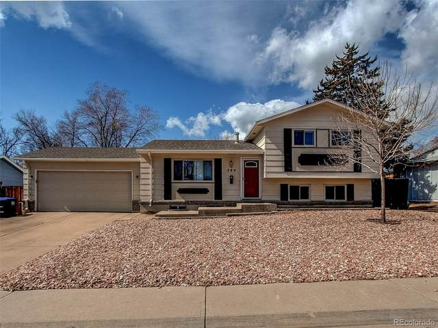 384 E 112th Drive, Northglenn, CO 80233 (#4104780) :: The Griffith Home Team