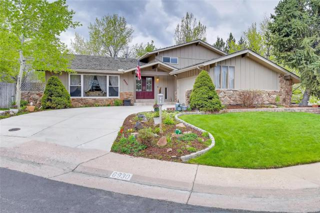 6930 E Euclid Place, Centennial, CO 80111 (#4105165) :: Bring Home Denver with Keller Williams Downtown Realty LLC